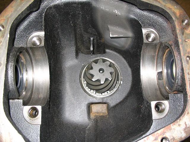D60 Pinion Gear