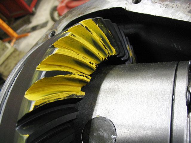 D60 Gear Pattern