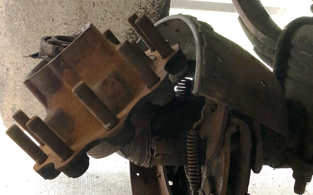Axle Spindles – Repair VS. Replace