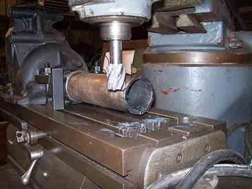 Custom Axle Housing in Connecticut - CT Axle & Spindle Repair