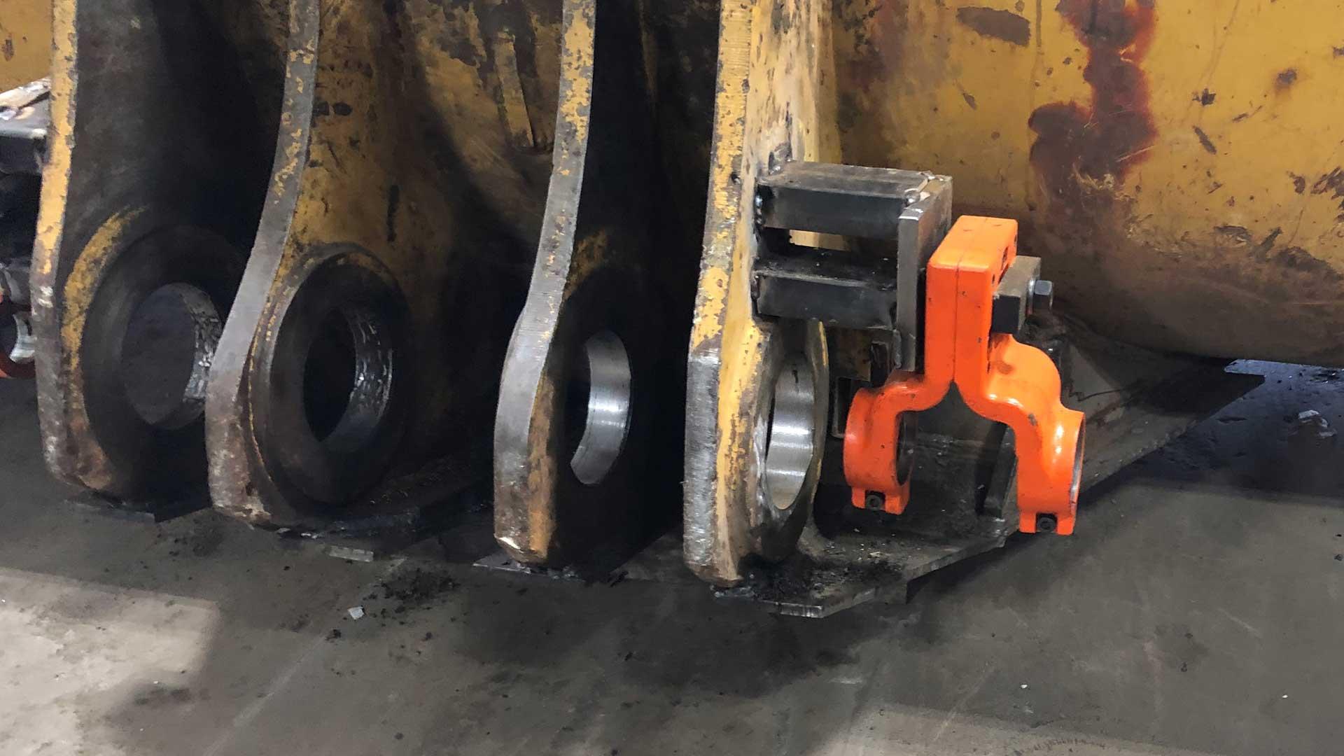 Complete Axle Rebuild