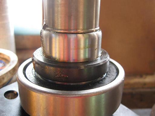 31 Spline Axle